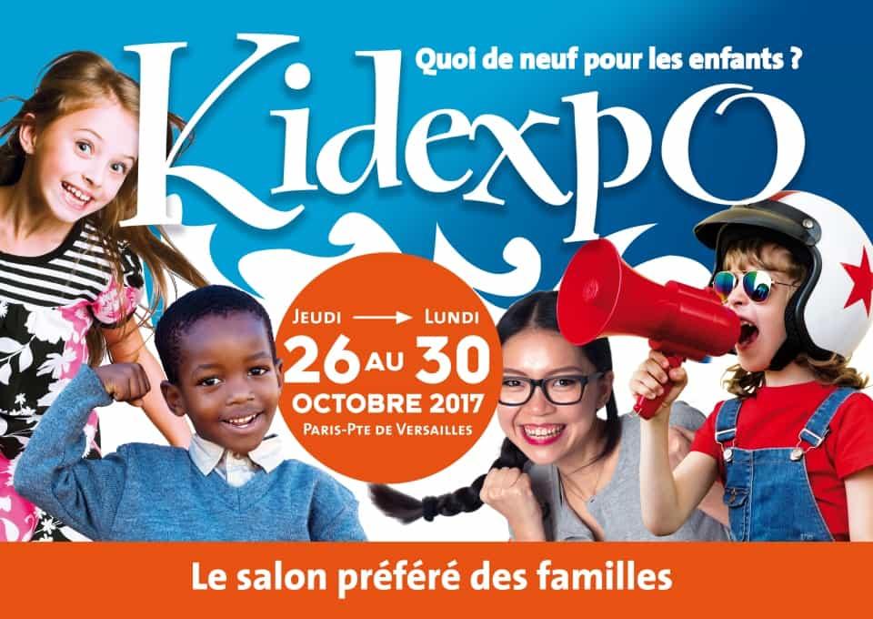 À Kidexpo, marques et familles se donnent rendez-vous pour des expériences hors du commun