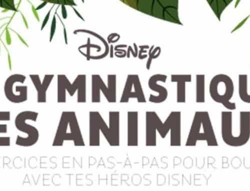 Quand Disney encourage l'effort physique des enfants : la Gymnastique des Animaux
