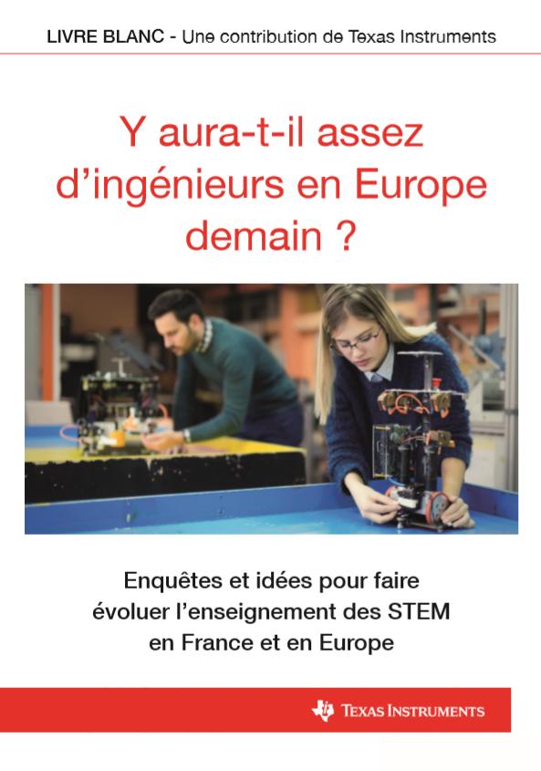 Couverture livre blanc STEM TI