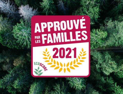 Approuvé par les Familles intègre l'Eco-Score dans son évaluation des meilleurs produits et services pour la famille
